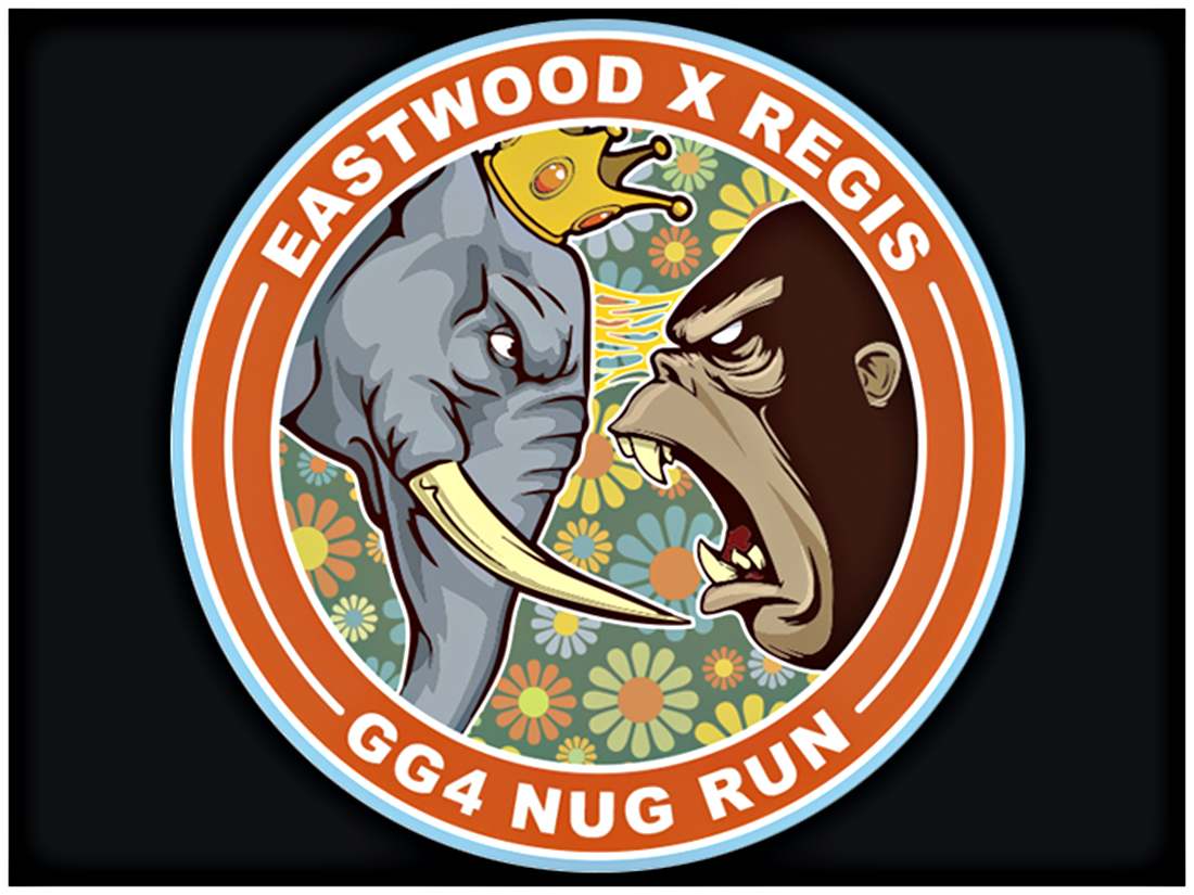 Eastwood GG4 Sticker