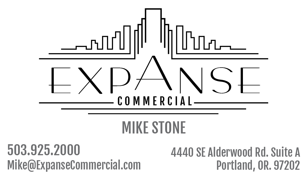 Expanse Commercial Business Cards