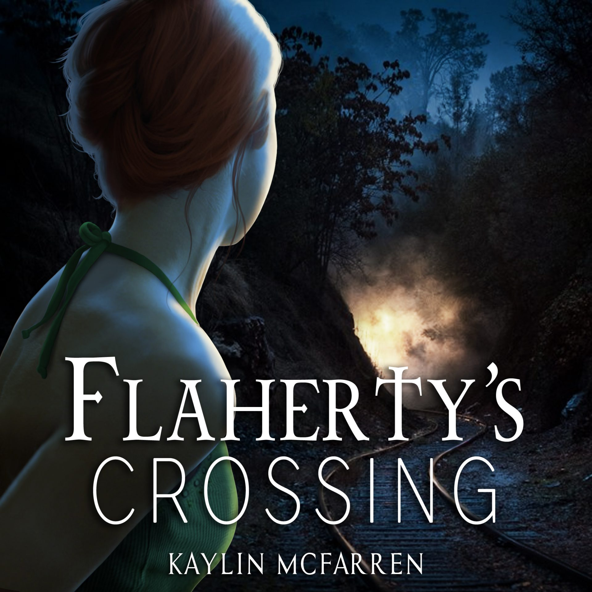 Flaherty's Crossing Audio Book Cover