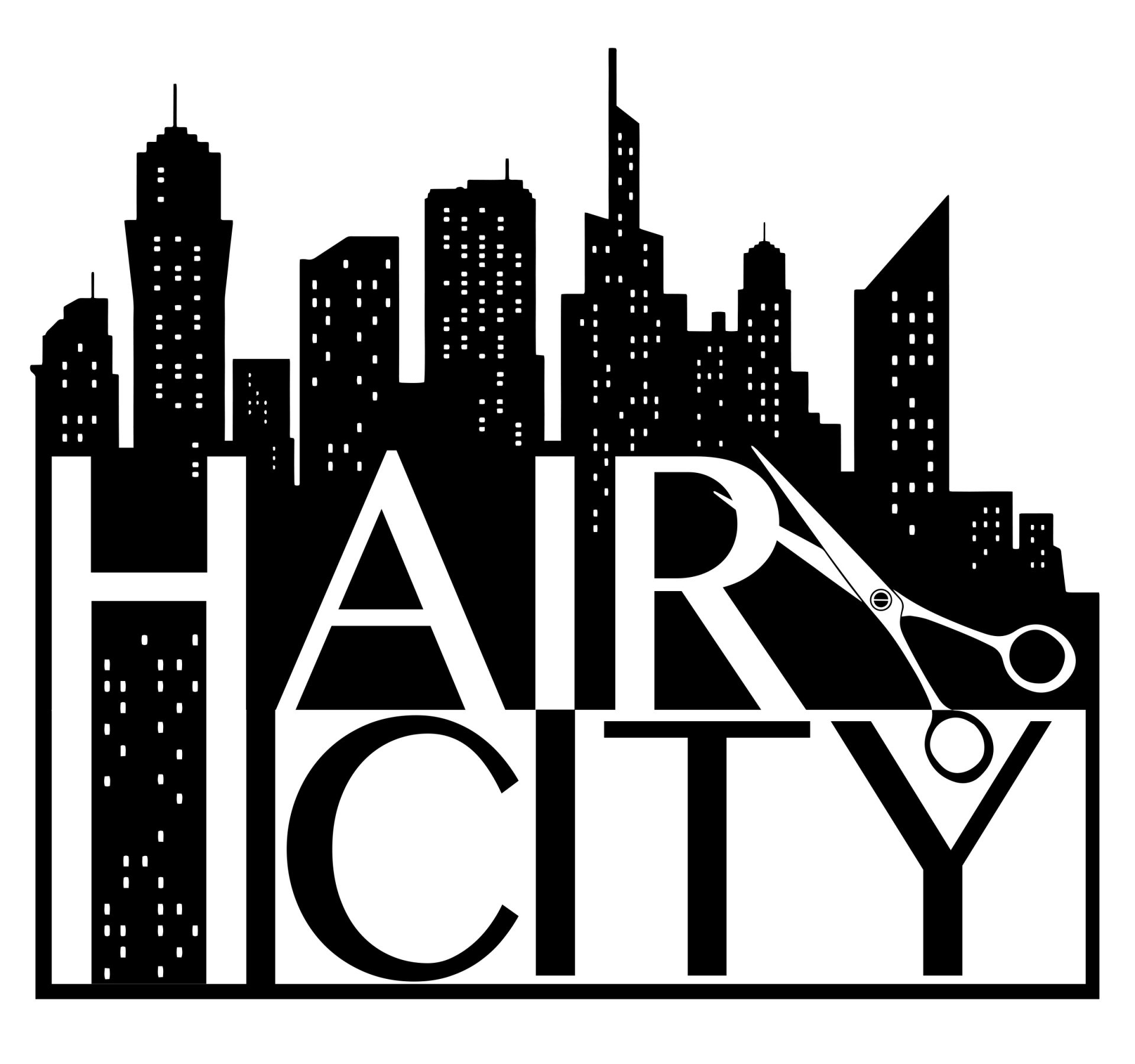Hair City Logo
