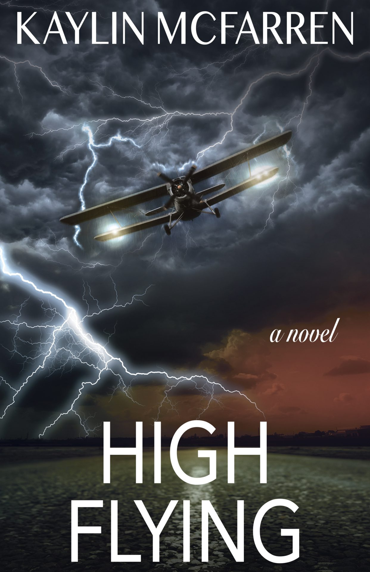 High Flying Book Cover