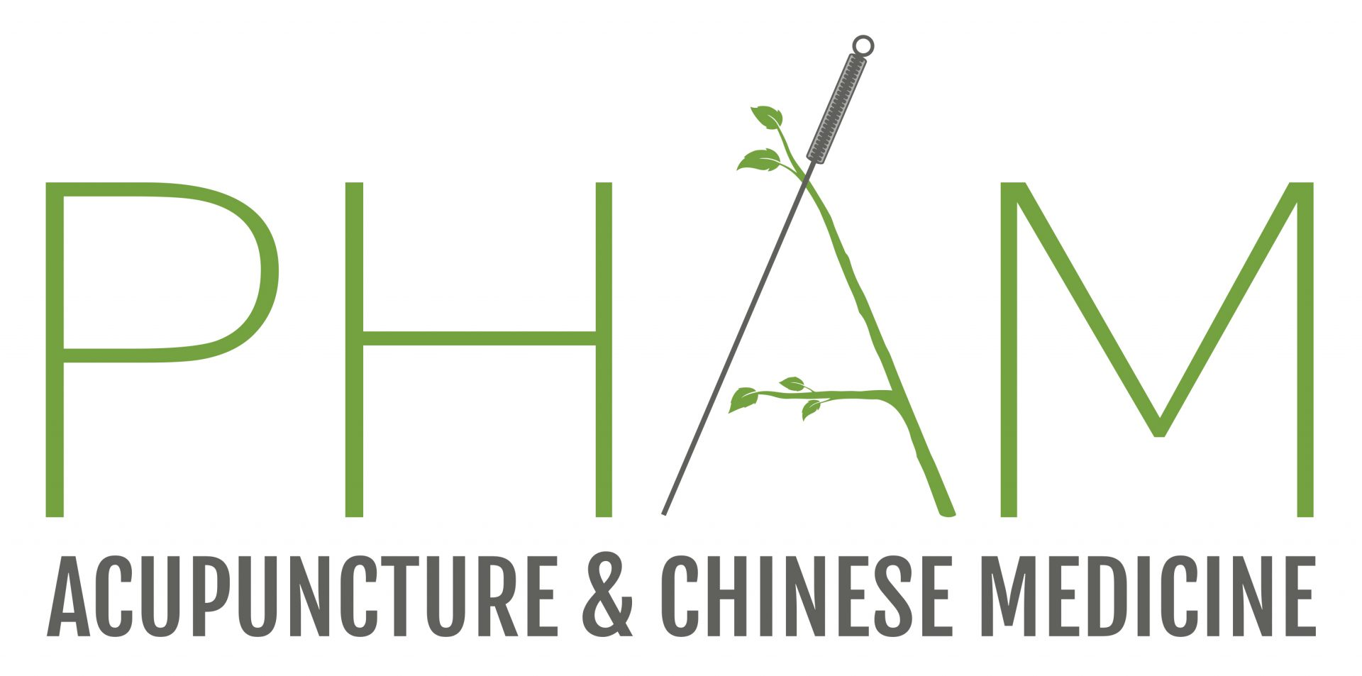 Pham Acupuncture Logo